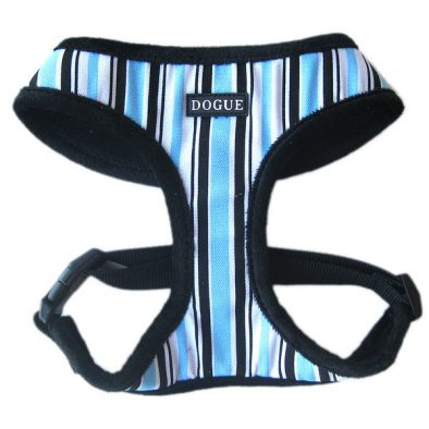 dogue striped harness