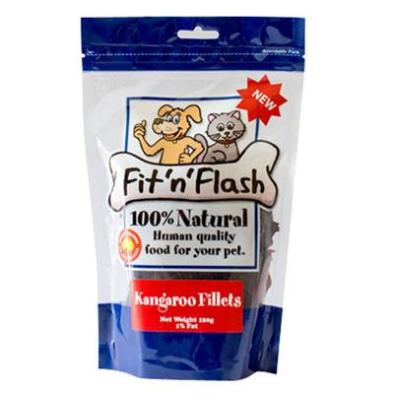 Fit 'n' Flash Dog Treats Kangaroo - DOGUE