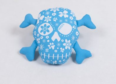 DOGUE Skulls Toy - blue