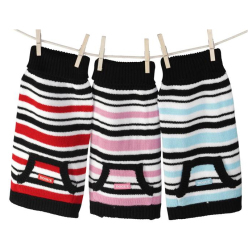 DOGUE Stripe Dog Jumper