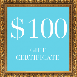 DOGUE Dog Gift Certificate $100