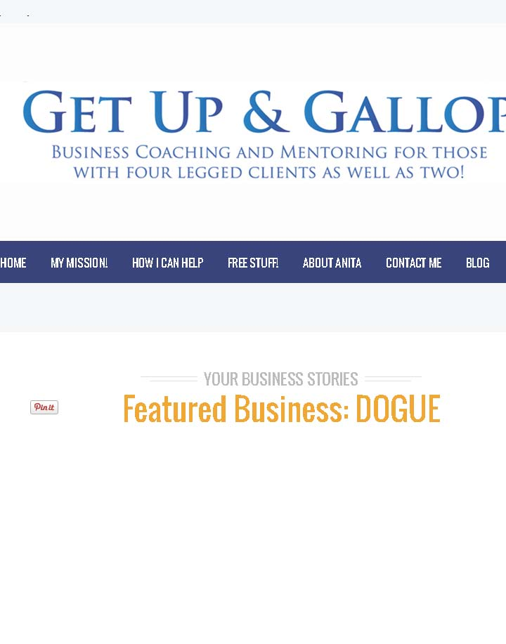 Get Up and GallopFeatured Business- DOGUE |_Page_1
