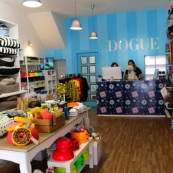 DOGUE brighton interior