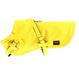 Dharf Designer Jacket in Yellow