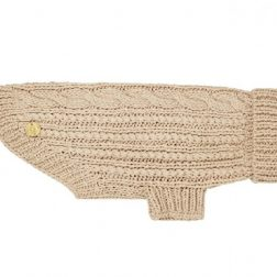 Merino Wool Cable Knit
