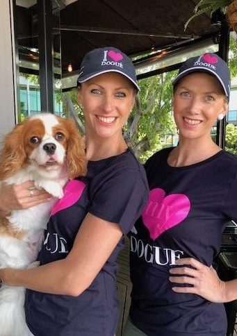 DOGUE Bulimba team Nikki and Brooke