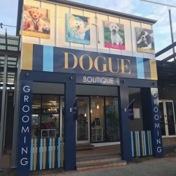 DOGUE Bulimba Shop Front
