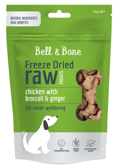 Bell & Bone Freeze Dried Chicken