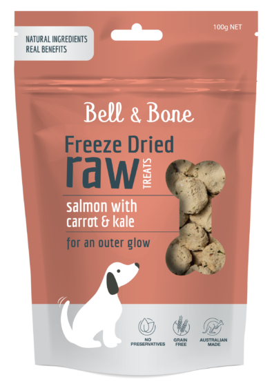 Bell & Bone Freeze Dried Salmon